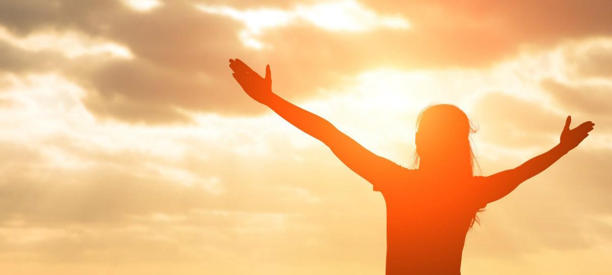 قانون شکرگزاری در قانون جذب