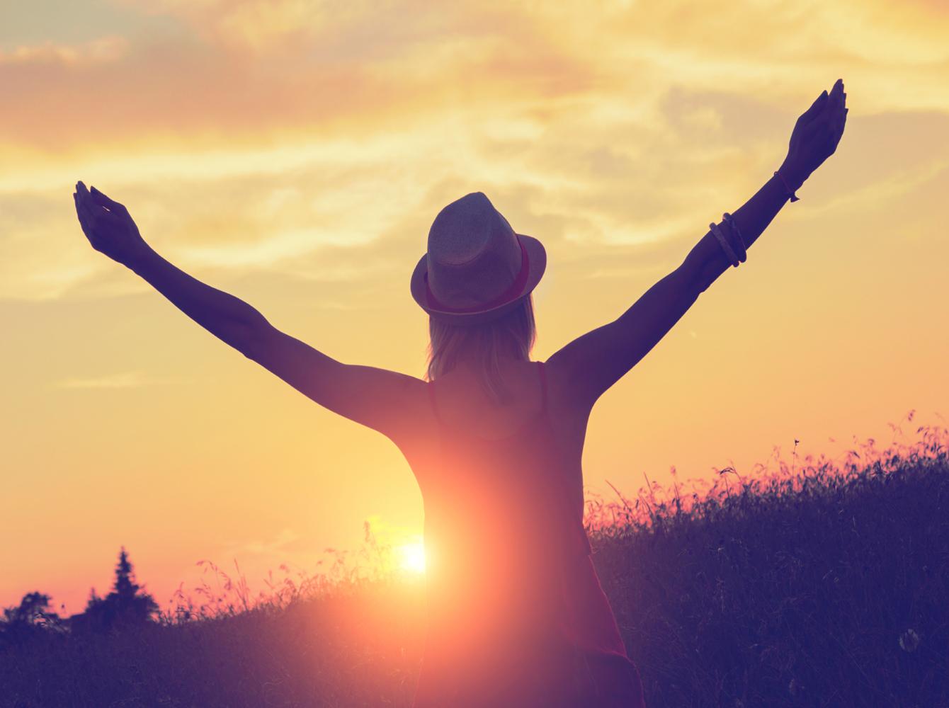 ۷ راز زندگی سرشار از قدرشناسی