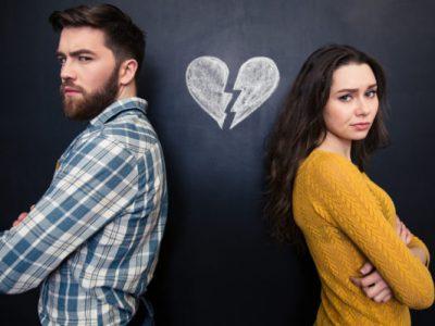 پایان یک رابطه اشتباه